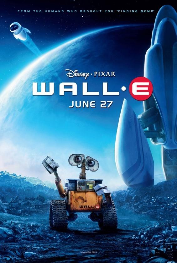 《Wall・E》最新正式预告片