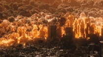 《先知》电视预告 烈焰袭城精彩镜头曝光