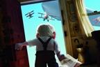 《飞屋环游记》最新片段:拉塞尔在门廊