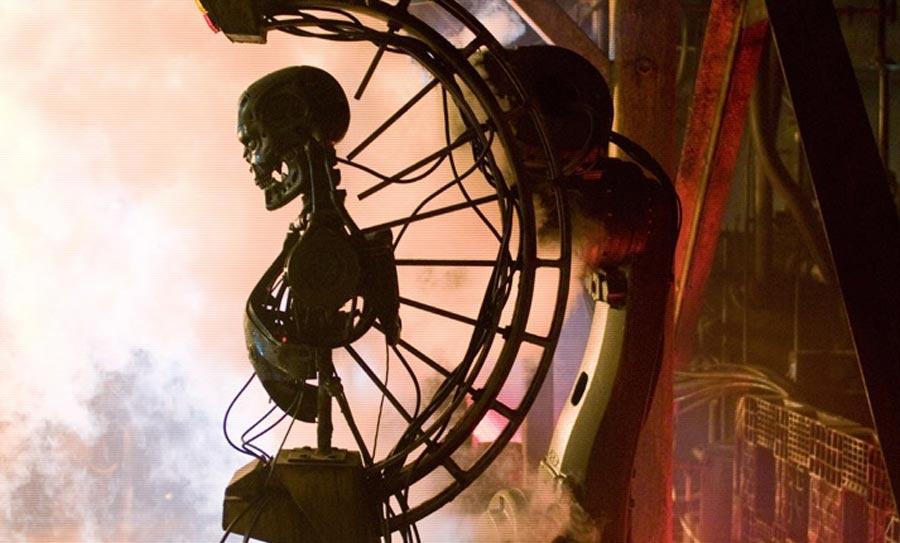 《终结者4》片段2