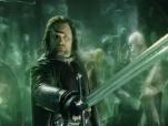 《指环王3》英雄片段 阿拉贡向亡灵军团肺腑宣言