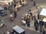 《神奇女侠》片场直击 复古市集盖尔·加朵疑现身