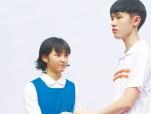 《李雷和韩梅梅》珠海热拍 张子枫张逸杰诠释青春