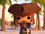 《加勒比海盗5:死无对证》Funko版预告片