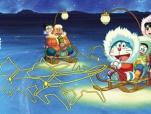 《哆啦A梦:大雄的南极冰冰凉大冒险》先导预告片