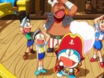 《哆啦A梦:大雄的宝岛》发布先导预告片