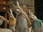《比得兔》曝新预告内地定档3.2  人兔大战再升级