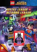 乐高DC漫画超级英雄:正义联盟与异超人联盟