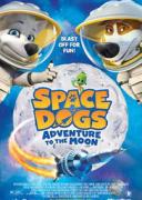 去月球探险的的太空狗