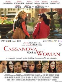 Cassanova是个女人