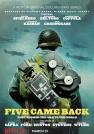 吉尔莫·德尔·托罗-五人归来:好莱坞与第二次世界大战