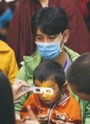 蒲巴甲藏区公益活动