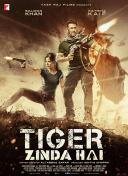 老虎是活的