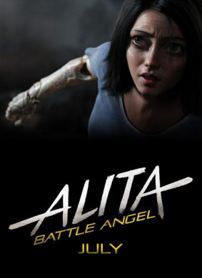 Alita Battle Angel >> 阿丽塔:战斗天使Alita: Battle Angel(2018)_1905电影网