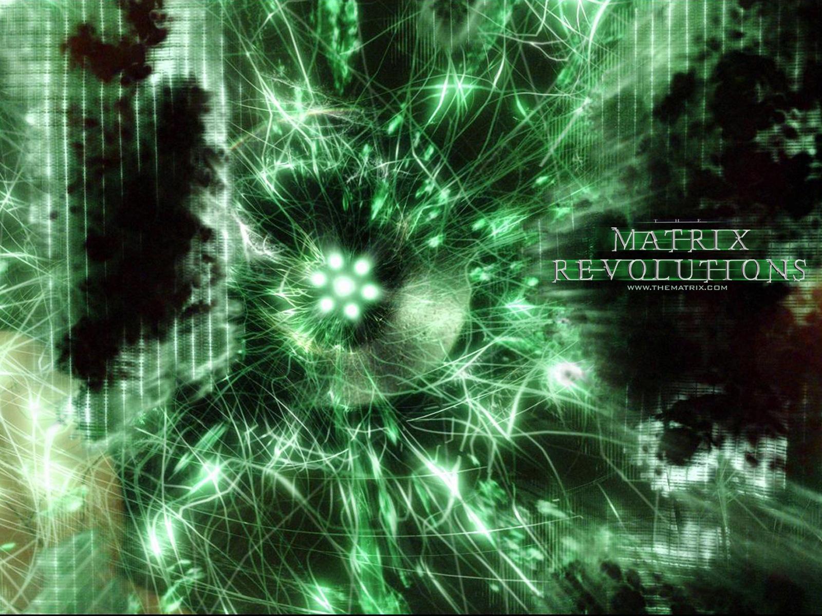 黑客帝国3:矩阵革命壁纸