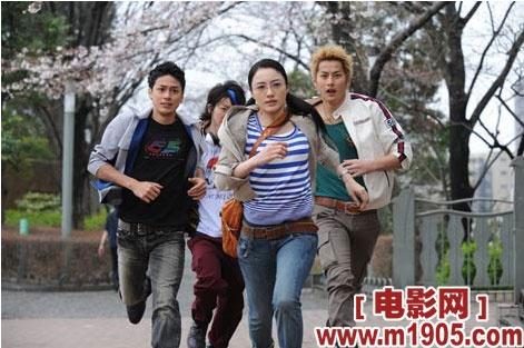 电影版 极道鲜师 票房火爆 上映两天吸金5亿