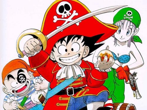 七龙珠 等十部作品成为最受世界亲睐动画片