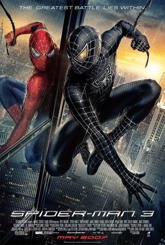 """""""  """"毒液""""在《蜘蛛侠3》中是蜘"""