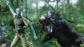 《阿凡达》片段之Thanatar Chase2