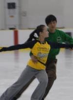 冰刀双人舞