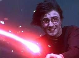 """""""哈利·波特""""时光倒流哈利成长之四"""