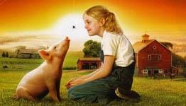 《夏洛特的网》经典童话改编 精灵猪小弟显神通