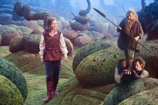 纳尼亚传奇3 将公映 寄希望在华打翻身仗