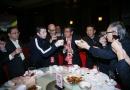 电影频道之夜名导齐欢聚 为中国电影盛事干杯