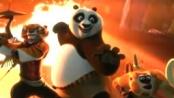 《功夫熊猫2》独家中文预告 熊猫大侠驾到