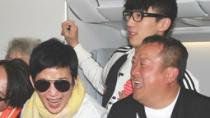 曾志伟、吴君如新片空中首映 梁咏琪嫦娥造型曝光