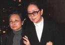 陈自强为母亲在港设灵 林凤娇代表成龙到场致祭