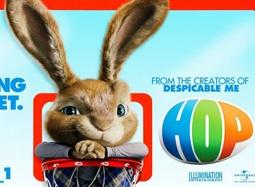 真人CG动画结合之作 《拯救小兔》角色超萌票房好