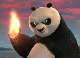 """《功夫熊猫2》宣传片 阿宝亮绝杀""""火焰拳"""""""