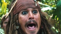 《加勒比海盗4》独家中文片段 杰克卖萌抓阄跳崖
