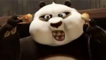 """《功夫熊猫2》曝精彩片段 """"多动症阿宝""""修内功"""