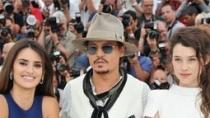 """《加勒比海盗4》戛纳未影先火 船长""""处处留情"""""""