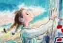 《虞美人盛开的山坡》中文预告 宫崎骏父子档之作
