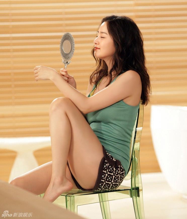 韩国女星金泰熙大量写真