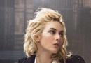 凯特·温丝莱特拍写真 眼神犀利演绎熟女风情
