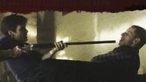惊悚电影《隐居》预告 怪异士兵闯入民居潜伏危机