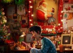 《亚瑟·圣诞》中文预告 圣诞老人一家遇麻烦