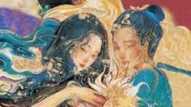 《画壁》片头动画藏玄机 幽深幻境预览书生黄粱梦