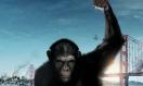 《猩球崛起》中文片段 金门大桥之战猩势逼人
