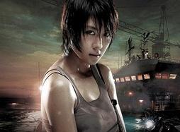 《深海之战》日版预告 河智苑耍狠过招变异生物