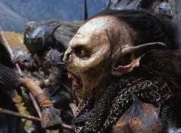 《魔戒1》半兽人屠杀反抗之战