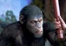 《猩球崛起》猩猩发起吊桥反击战