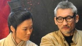 《龙门飞甲》曝幕后花絮 李宇春掌掴陈坤不手软