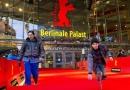 柏林电影节工人忙布置红毯 准备工作进入尾声