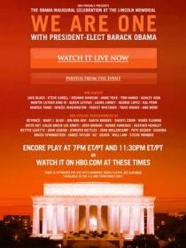 我们是一家:奥巴马就职音乐会