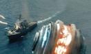 """《战舰》终极版预告片 外星人发夺命""""风火轮"""""""